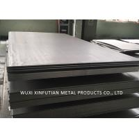 China 2B Finish 5MM Stainless Steel Sheet / 8k Hot Rolled Sheet Steel 1.4372 on sale