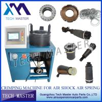 High Acurracy Hydraulic Hose Crimping Machine For Mercedes Benz Air Suspension Parts Air Shock Absorber Manufactures