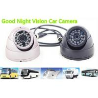 Inside Dome vehicle rear view camera system For Bus Vehicle Security Manufactures