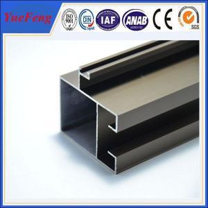 China top aluminium profile manufacturers , OEM design industrial aluminium profile Manufactures