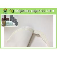 China Wood Pulp Two Side White Cardboard Sheets One Side Coated For Printing on sale