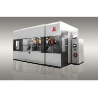 Easy Operation CNC Polishing Machine Gray White For Hardware Sanitary Ware Manufactures