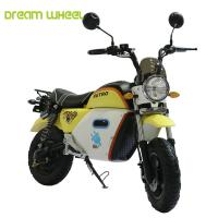 China Graphene Battery Electric Motor Scooters For Adults , 25-32km / H Speed on sale