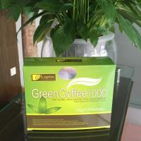 China Leptin Healthy Slim Coffee Herbal Green Coffee 1000,Best Slimming Coffee Weight Loss Burn Fat Coffee on sale