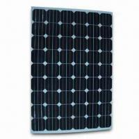 100W Photovoltaic Solar Panel with Mono Solar Cell and TUV/IEC/CE Marks Manufactures