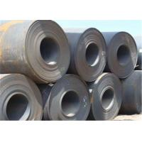 Anti Corrosion DH36 Hot Rolled Steel Coil For Manufacturing General Width 700mm - 2000mm Manufactures