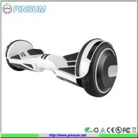 Quality Newest Smart Balance Wheel 7inch two wheel Self balancing scooter bluetooth hoverboard for sale