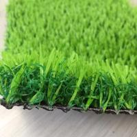 35mm Non Filling Artificial Grass Football Pitch Ground Manufactures