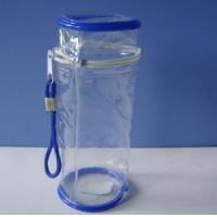 Transparent zipper bag Manufactures