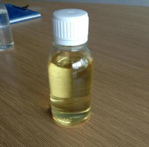 Plastic Industry Chlorinated Paraffin Oil Low Vapor Pressure 0.3-0.7 Chlorine Manufactures