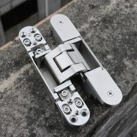Hidden Hinge Stainless Steel Invisible Hinges SUS 304 Manufactures