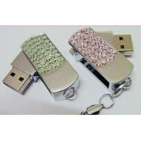 Customize Jewelry 2G USB Flash Drive Manufactures