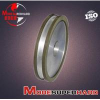 9A3 Double Face CBN Grinding Wheel for Hard Alloyed Tools alan.wang@moresuperhard.com Manufactures