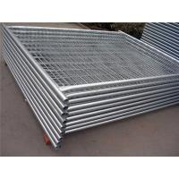 Quality Australia Factory supply Hot dipped galvanized temporary fencing for sale for sale