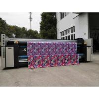 China Large Format Sublimation Fabric Printing Machine High Precison For Flag / Poster on sale