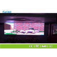 Full Color High Brightness LED Display , P3 LED Video Wall ISO9001 Certification