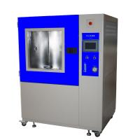 LCD Touch Screen Sand and Dust Testing Environmental Test Chamber for IP Test Manufactures