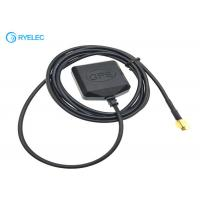Magnetic Base Sticker Car Antenna External Active High Gain 1575.42mhz Gps Tracking Manufactures