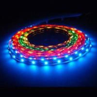 DC12V waterproof smd led tape CE Rohs IP67 yellow led tapes with 40 roll per carton Manufactures