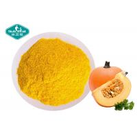 China Organic Pumpkin Dried Fruit And Vegetable Powder Multiple Vitamins For Improving Sleep Quality on sale