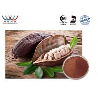 Healthy Care Cocoa Bean Extract Theobromine And Polyphenols Lower Blood Pressure Manufactures