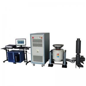 China Sine Random Vibration Electromagnetic Battery Vibration Testing Machine UN38.3 IEC62133 on sale