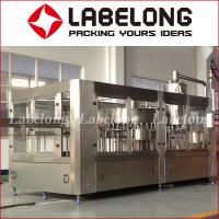 China 304 Ss Rotary Bottle Filling Machine , Beer Bottling Machine CE Certification on sale