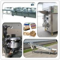Buy cheap Full Automatic Granola Bar Cutting Snack Bar Machine For Healthy Cereal Bar from wholesalers