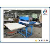 High Efficient Heat Transfer Semi Automatic Printing Machine 70 * 90cm Manufactures