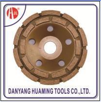 Quality HM-47 Diamond Cup Wheel for sale