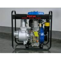 China Fuel Efficient Diesel Irrigation Water Pumps Economical Running With KA186F Engine on sale