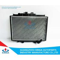 Kinga Auto car engine cooling system radiator For MITSUBISHI DELICA' 86-99MT OEM MB356342/605252 Manufactures