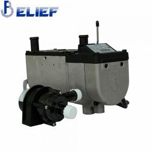 Liquid Heater 24Volt 5KW Truck Coolant Marine Diesel Heater Water Pump Outside Manufactures