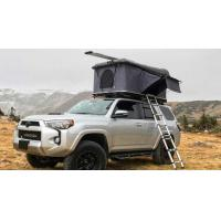 Square Hard Shell Roof Top Tent Easy Assembling / Dismantling 210x125x95cm Manufactures