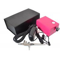 Mini Dual Action Airbrush with compressor Kit for makeup Painting Manufactures