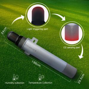 battery powered lora wireless temperature humidity sensor 433mhz/470mhz/868mhz/915mhz
