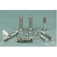 GB / ISO / ASTM 316L 304 316 Stainless Steel Bolt Car Parts M5 - M36 Manufactures
