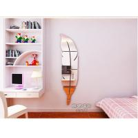 Quality Cutting Acrylic Adhesive Decor Wall Mirror Sticker for home decoration for sale