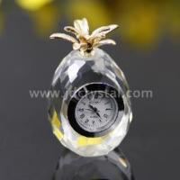 Crystal Table Clock Manufactures