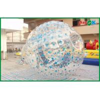 Inflatable Sports Games 1.0mm TPU Inflatable Human Size Hamster Ball Manufactures