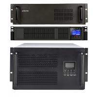 One Year Warranty Single Phase Line Interactive Ups 2kva With LCD Display Manufactures