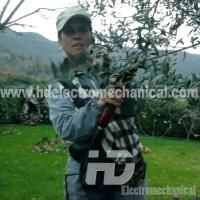 Li battery pruning shear (imported blade material ) Manufactures