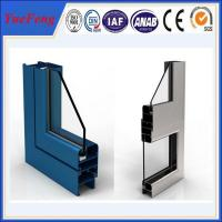 New! extruded aluminium profile for windows and doors price per kg Manufactures