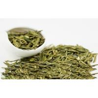 China Curved Shape dragon green tea without any fertilizers or pesticides on sale