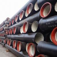 Standard Ductile Cast Iron Steel Pipes, EN545 K9 and K12 Ductile Iron, 6m/12m Manufactures