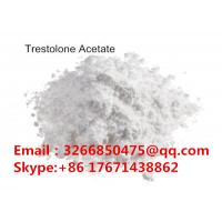 China Muscle Gain Anabolic Androgenic Steroids Trestolone Acetate MENT For Anti Inflammatory on sale
