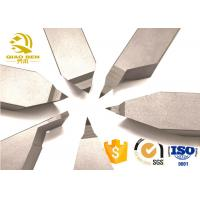 China Tungsten Carbide PCD Milling Cutter CNC Polycrystalline Diamond Inserts For Aluminium on sale