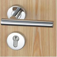 Satin Stainless Steel Mortise Door Lock Fits For 38 - 50mm Door Thickness Manufactures