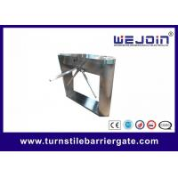 turnstile gate with card reader , pedestrian Intelligent barrier Manufactures