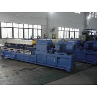 China Compounding parallel co-rotation twin screw extruder on sale